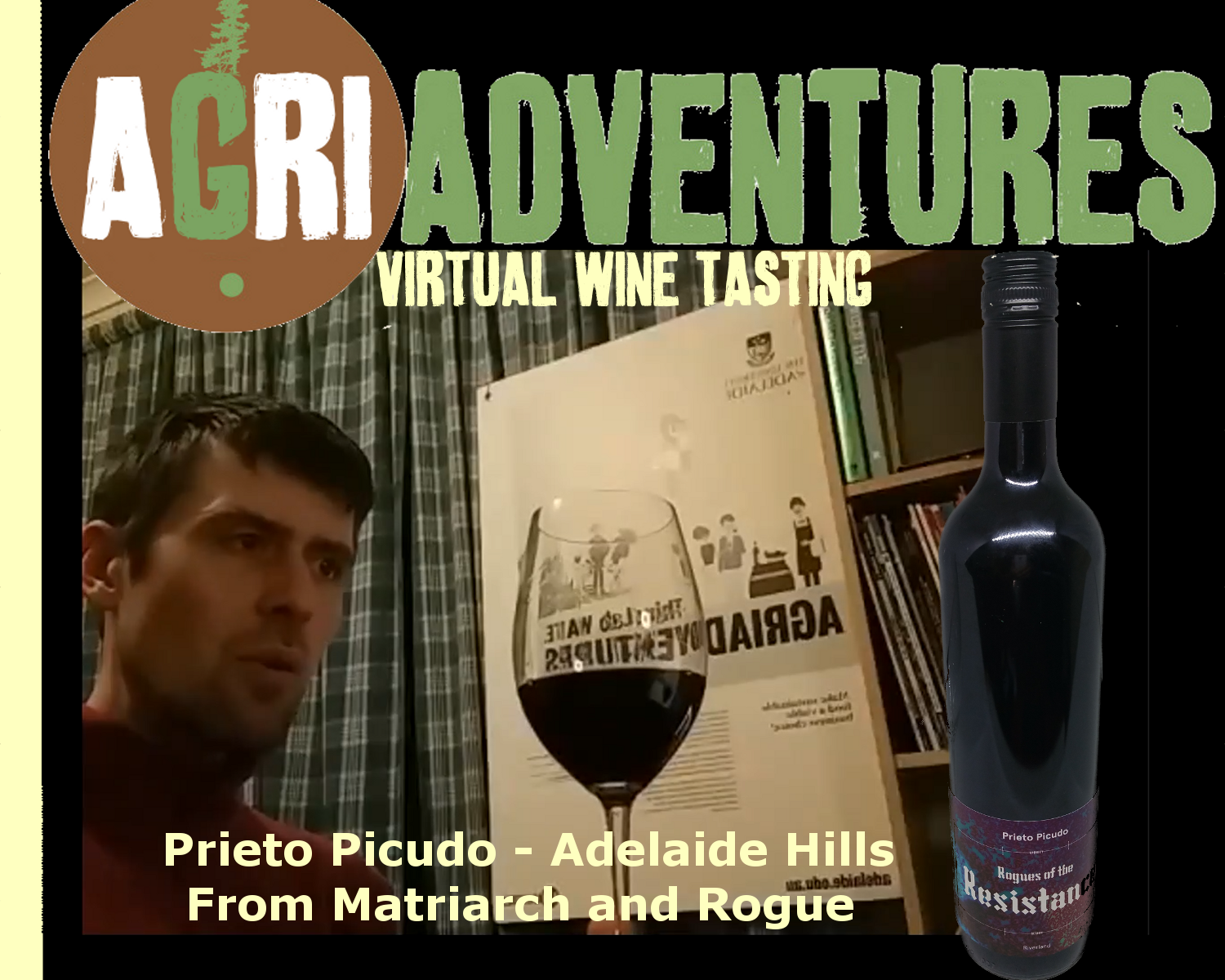 Matriarch and Rogue - Wine Tasting